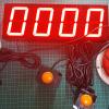 Bộ đếm sản phẩm 4 số 6586 LDNam chuông báo