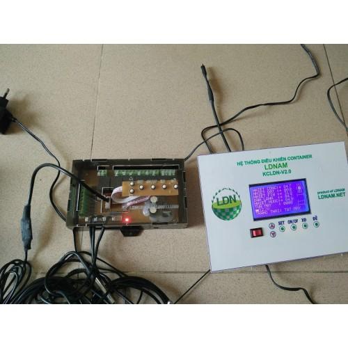 Hướng dẫn sử dụng bộ điều khiển công tai nơ mini phiên bản 1.0