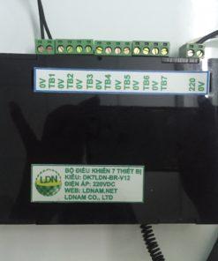 Bộ điều khiển 7 thiết bị LDNam và ứng dụng ưu việt