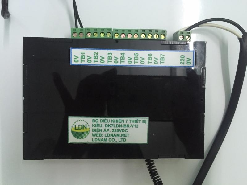 Bộ điều khiển 7 thiết bị LDNam