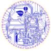 Linh kiện + Mạch in bộ đồng hồ vạn niên tròn LED 7 đoạn PIC16F684 LDNam