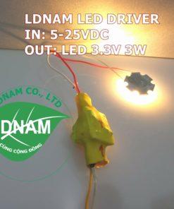 LDNam LED Driver 24V 3W