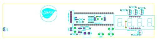 Đếm sản phẩm 4 số LED 7 đoạn PIC16F877A