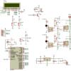 Sơ đồ nguyên lý mạch chữa cháy tự động PIC16F877A LDNam