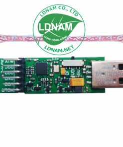 Phần mềm mạch nạp Burn-E đa chức năng - LDNam giới thiệu