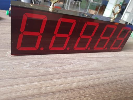 Bộ đếm sản phẩm 5 số 2 mặt LDNam