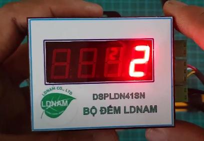 Chế độ cài đặt tham số thời gian tồn tại của cảm biến. Thời gian tồn tại cho bộ đếm là gì? Hướng dẫn cài đặt thời gian tồn tại cho bộ đếm LDNam