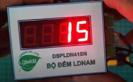 Thời gian tồn tại của tham số phần chục là 50ms. Thời gian tồn tại cho bộ đếm là gì? Hướng dẫn cài đặt thời gian tồn tại cho bộ đếm LDNam
