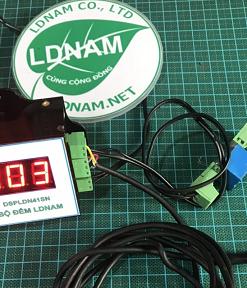 Bộ đếm quấn dây đồng LDNam