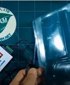 Bộ đếm chai thủy tinh trong suốt, giải pháp đếm sản phẩm trong suốt LDNam