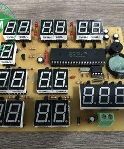 Lịch vạn niên có âm lịch thời gian thực LED 7 đoạn PIC16F877A LDNam.