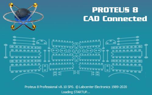 Phần mềm thiết kế mạch điện tử trên Proteus phiên bản 8.10 SP0 bởi LDNam