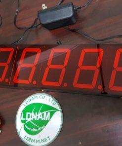 Đồng hồ bấm giờ 6 số 6586 LDNam