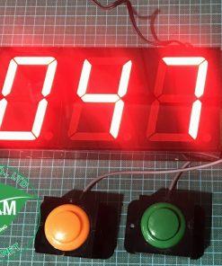 Bộ đếm sản phẩm 3 số 6586 nút nhấn LDNam