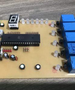 Mạch điều khiển máy giặt 89S52 LDNam