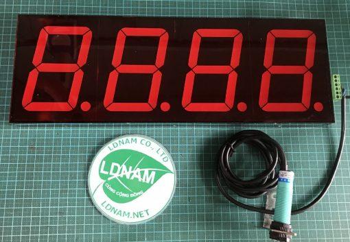 Bộ đếm sản phẩm 4 số 90120 LDNam