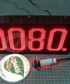 Bộ đếm sản phẩm 4 số LED ma trận P4 LDNam