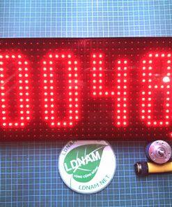 Đếm sản phẩm 4 số LED ma trận P10 LDNam